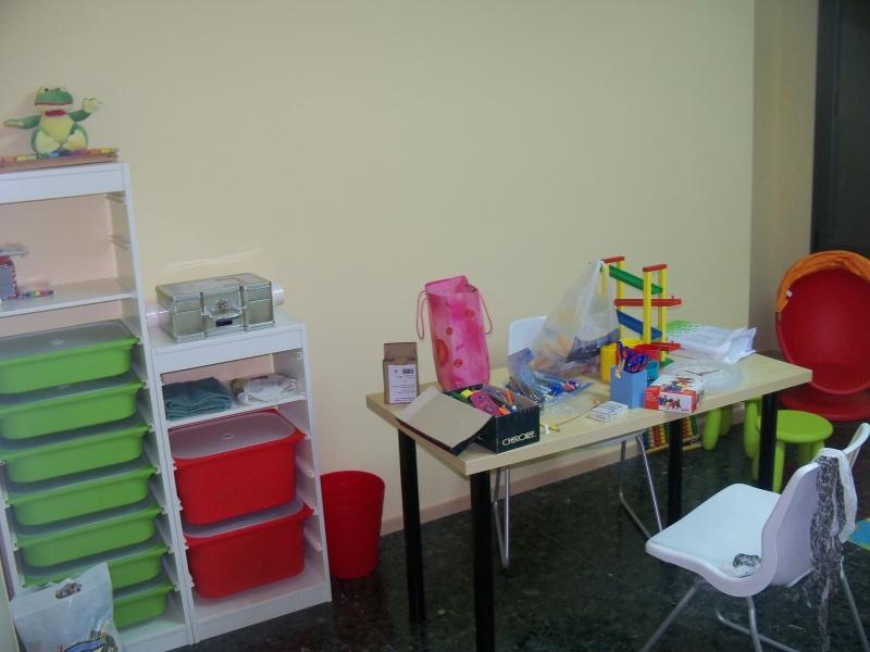 Sala infantil