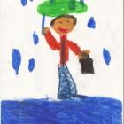 Com s'expressa el desenvolupament psicològic en els dibuixos dels infants