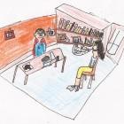 Una mirada infantil cap a la psicologia